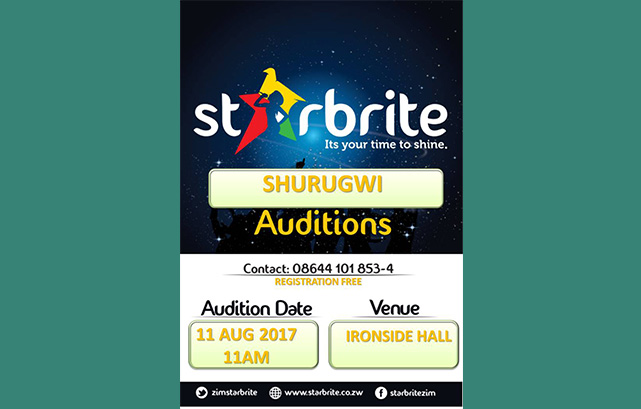 Shurugwi 2017 Auditions